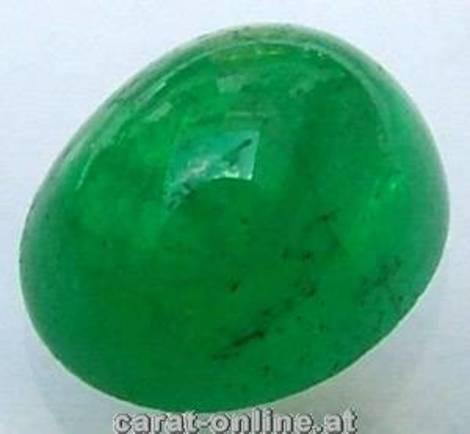 Emerald Cabo oval 2.12 ct