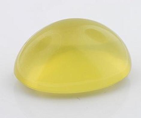Lemon Quartz Cabo oval 49.46 ct