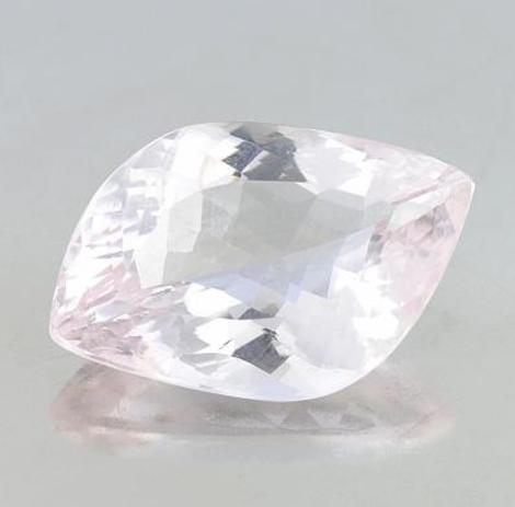 Morganite fantasy 13.26 ct