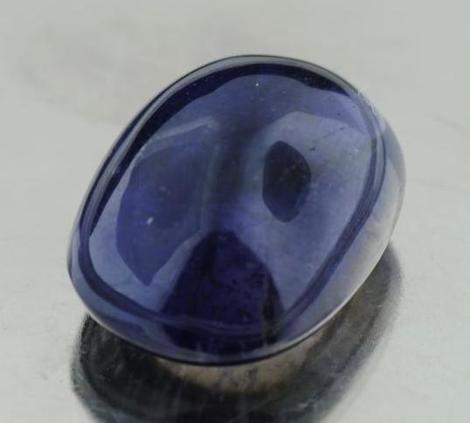 Iolite Cabo cushion 11.95 ct