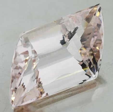 Morganite fantasy 16.35 ct