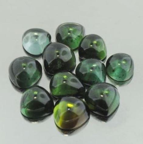 Turmalin Lot Cabo Tropfen 23,59 ct