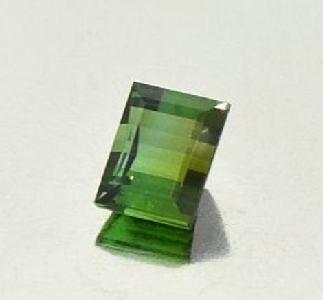 Green Tourmaline Baguette 1.94 ct