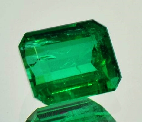 Emerald octagon 1.88 ct
