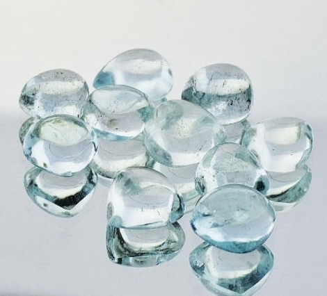 Aquamarin Lot Cabo Tropfen 21,06 ct