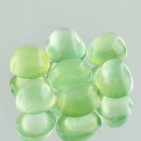 Prehnite Lot Cabo oval 28.52 ct