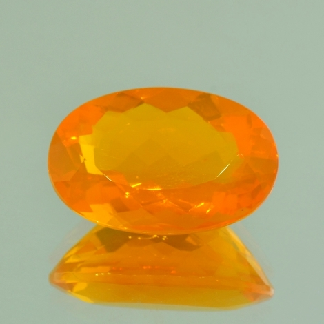 Fire Opal oval 19.62 ct