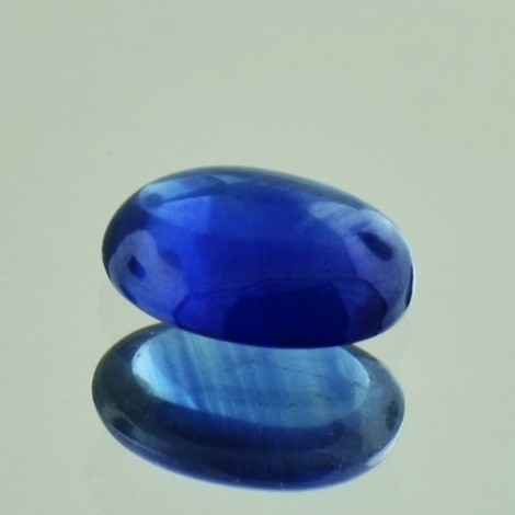 Sapphire Cabo oval blue 1.56 ct