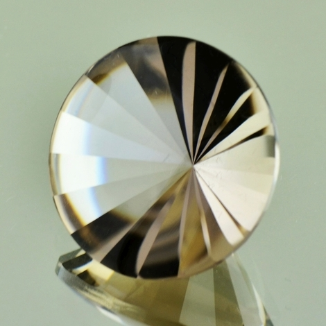 Smoky Quartz Rund-Design 15.95 ct