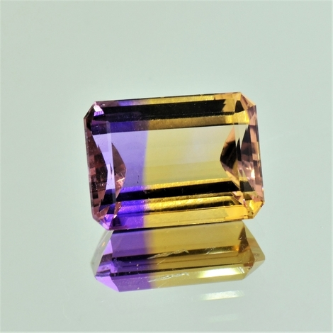 Ametrine octagon 11.49 ct