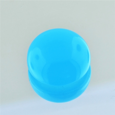 Chalcedony Cabochon round 21.23 ct