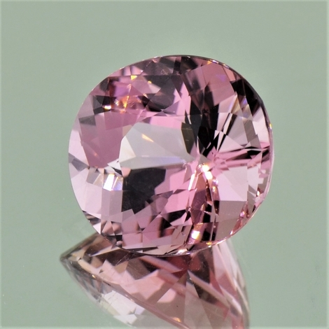 Turmalin oval rosa 11,71 ct