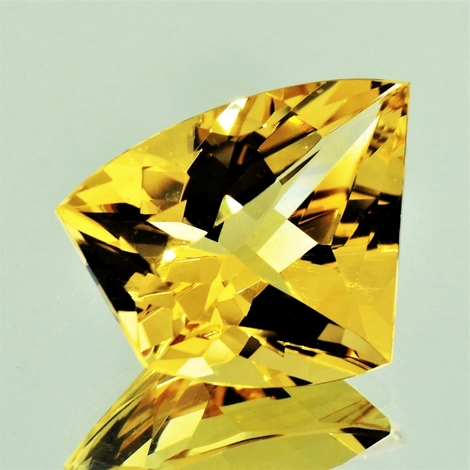 Citrine Fantasy yellow 29.51 ct