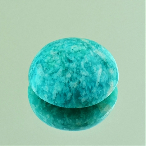 Amazonite Cabochon round 18.21 ct