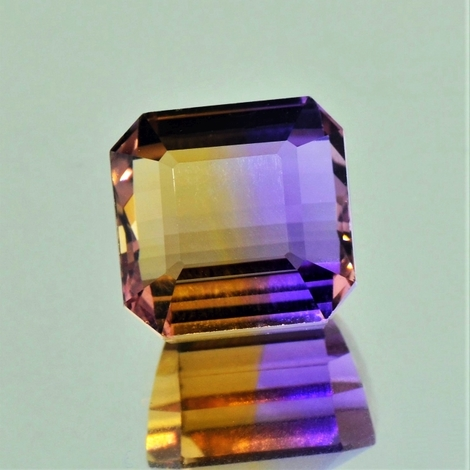 Ametrine octagon 12.76 ct