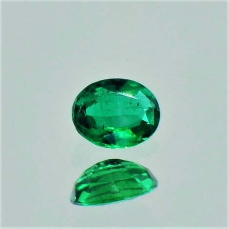 Emerald oval 0.30 ct