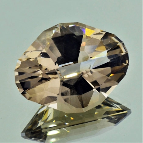 Smoky Quartz Design-Fantasy 60.46 ct.