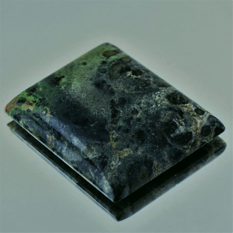 Jasper Cabochon rectangle 88.85 ct