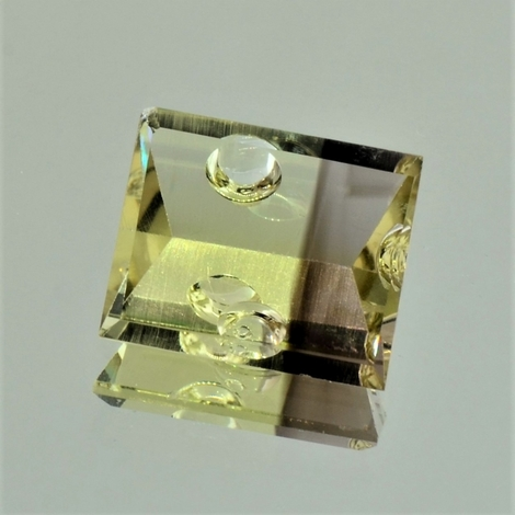 Bicolor-Quarz Baguette-Design 7,69 ct