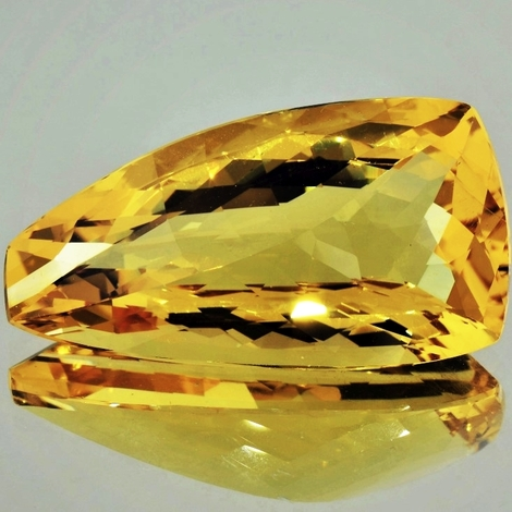 Goldberyll Fantasy facettiert 80,23 ct