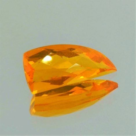 Fire Opal Fantasy orange 3.59 ct