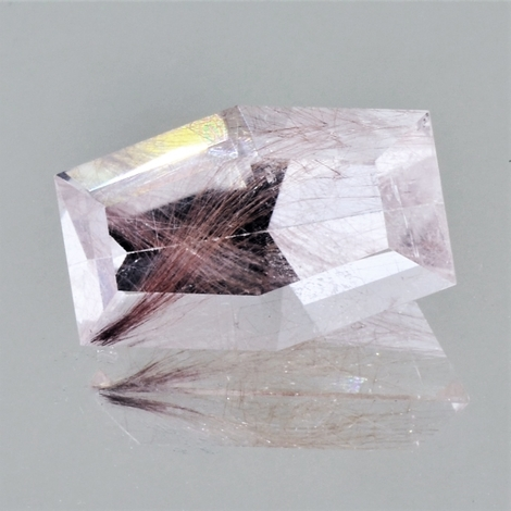 Rutilquarz Hexagon-Design 14,95 ct