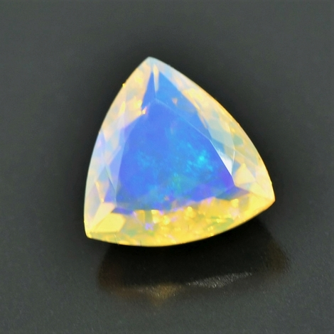 Edelopal Trillion 3,41 ct