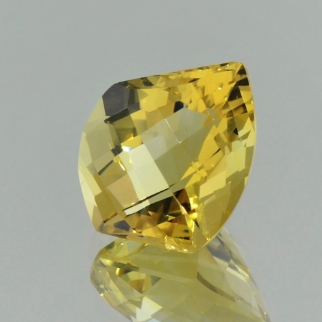 Citrine Fantasy yellow 17.82 ct