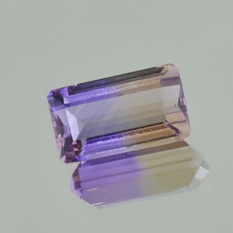 Ametrine octagon 11.50 ct