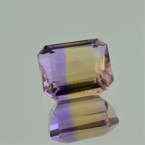 Ametrine octagon 5.75 ct