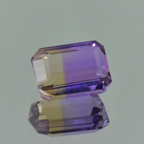 Ametrine octagon 6.35 ct