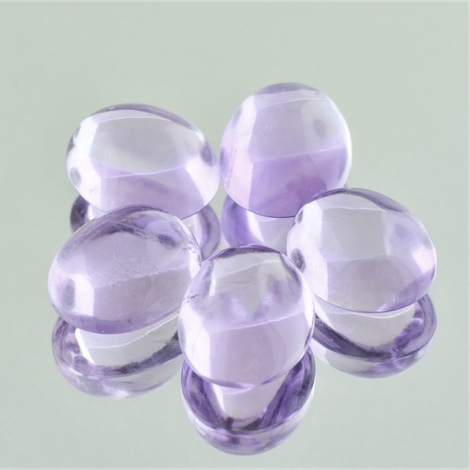 Amethyst Lot Cabochon oval 21.15 ct