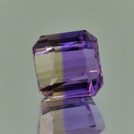 Ametrine octagon 5.84 ct