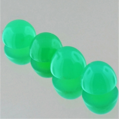 Chrysoprase Lot Cabochons round 8.72 ct