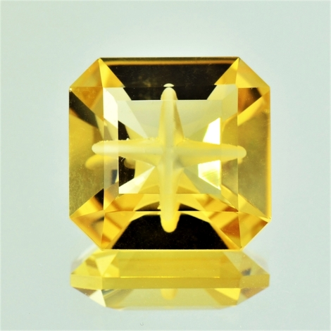 Citrine Octagon-Design 15.49 ct