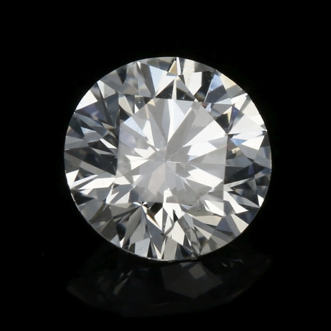Diamond round brilliant white vsi 1.01 ct