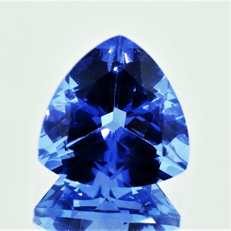 Fluorite trillion blau-16.02 ct