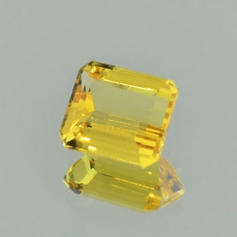 Goldberyll octagon 3,60 ct