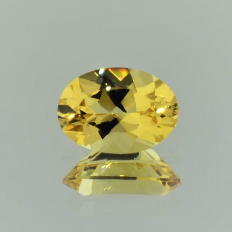 Goldberyll oval 2,29 ct