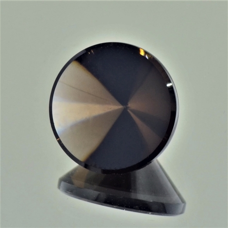 Smoky Quartz Rund-Design 5.02 ct