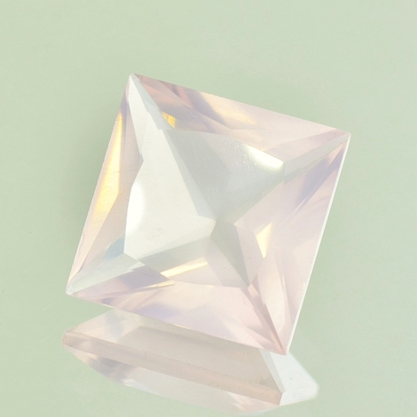 Rosenquarz Princess 12 - 14 ct