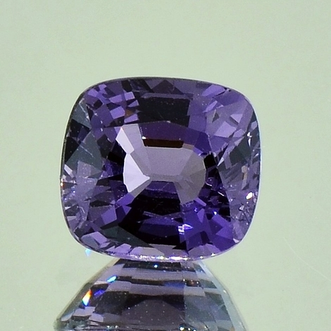 Spinell, Antik facettiert (3,14 ct.) aus Madagaskar (Ilakaka)