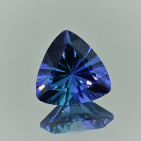Tanzanite trillion unheated 3.25 ct