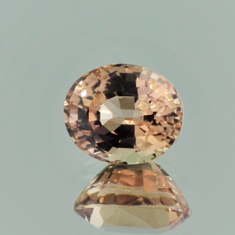 Turmalin oval 3,91 ct
