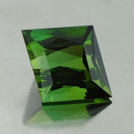 Green Tourmaline Tourmaline Fantasy 4.46 ct