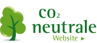 Icon CO2-neutrale Website